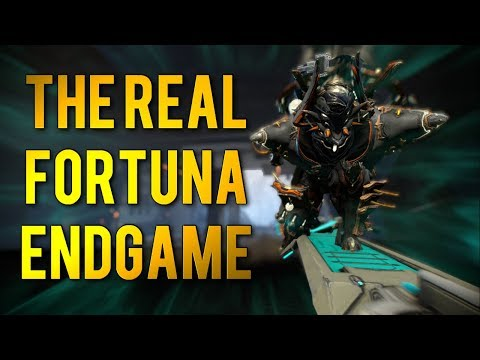 Warframe: THE REAL FORTUNA ENDGAME! thumbnail