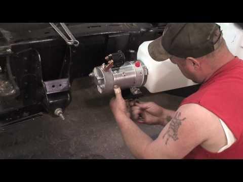 Part 2: Hefty Hoist Dump Kit Wiring Connections  YouTube