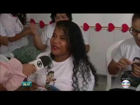 LANÇAMENTO CAMPANHA AÇÃO DO CORAÇÃO 2017, Pernambuco Globo Nordeste