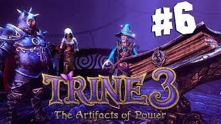 В ПОГОНЕ ЗА ОЛЕНЕМ ● Trine 3: The Artifacts of Power #6 Полное прохождение