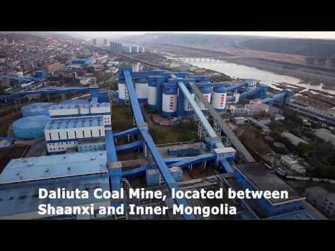 Advanced Equipment In China's Largest Coal Mine