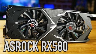 ASRock Phantom Gaming AMD RX 580 OC | Overview and Benchmarks
