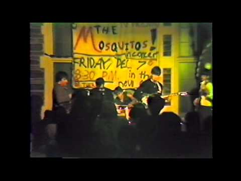The Mosquitos (NYC) - Live at Columbia High School, December 7, 1984