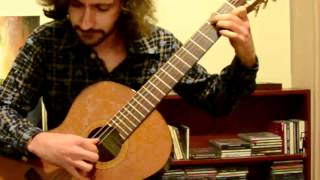 """""""Stairway To Heaven"""" - solo classical guitar version by Dave Seck"""