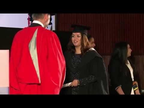 UCL Qatar graduation ceremony 2015