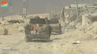 غرفة الأخبارسياسة  القوات العراقية على الحدود الشرقية للموصل