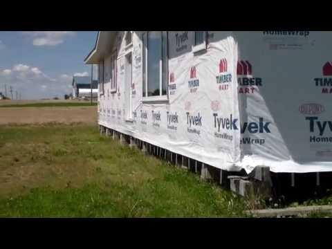 Проекты домов и коттеджей по канадской технологии