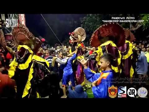 """Pandowo Putro 2019 """"Cinta Diujung Kata"""" Yayuk Waranggono Live Sambikerep"""