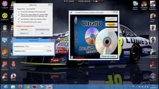 วิธีติดตั้ง UltraISO Premium Edition V9.5.3.2901 + Key