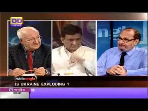 Russian Ambassador to India A.M.Kadakin on Ukraine