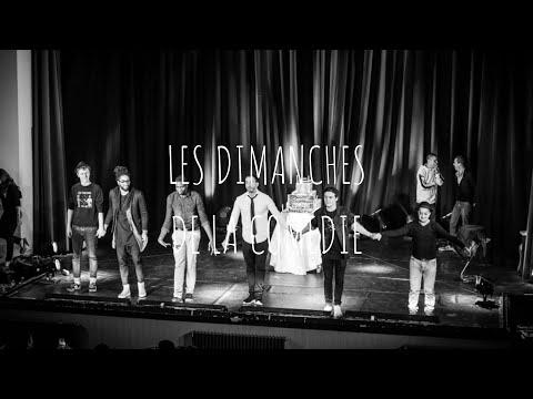 """En Coulisse #1, L'inside Des """"Dimanches De La Comédie""""."""