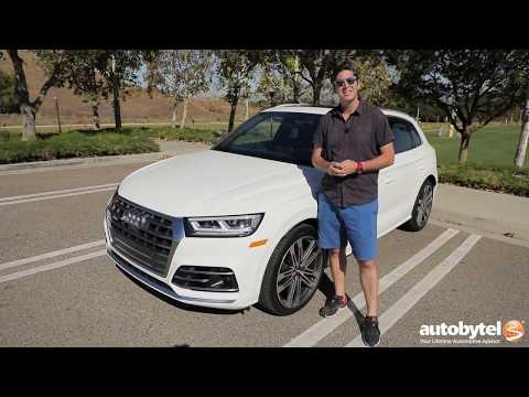 2018 Audi SQ5 Test Drive Video Review