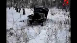 ПРОКАТ внедорожника ЗИЛ-157 - Активный отдых на природе, развлечения, досуг. Алтай Барнаул Видео