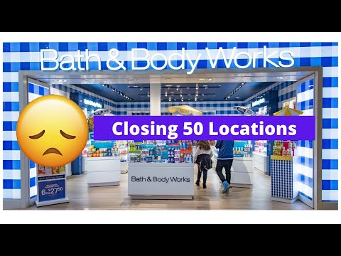 Bath & Body Works Closing 50 Stores While Hand Sanitizer Sales Skyrocket