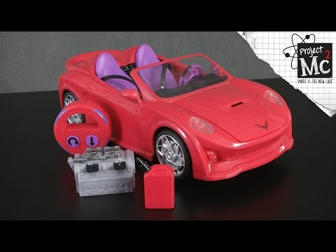 Project Mc2 H2O RC Car from MGA Entertainment