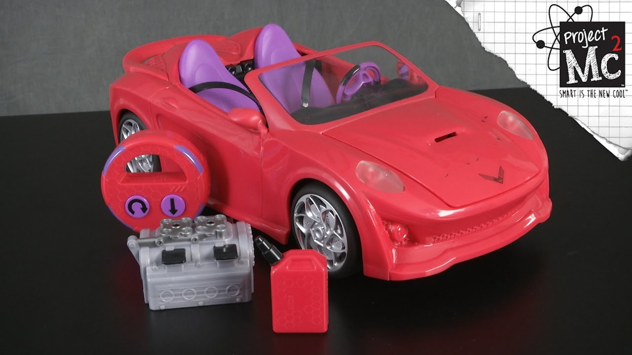 Project Mc2 H2O RC Car from MGA Entertainment