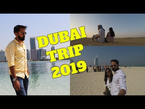 Dubai Tour Trailer | 6 Days in Dubai – Trip to Dubai 2019 | Travelling with Rob & Rt