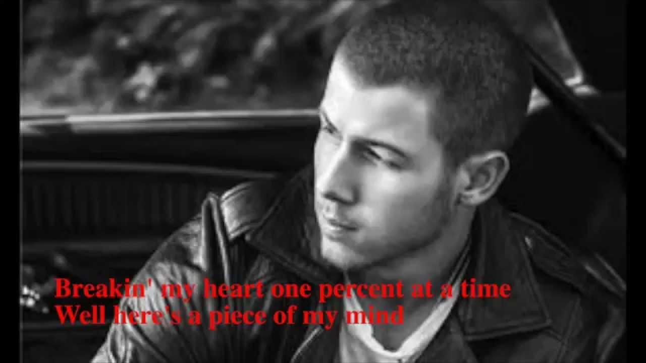 Download Nick Jonas - Numb feat. Angel Haze (Lyric Video)