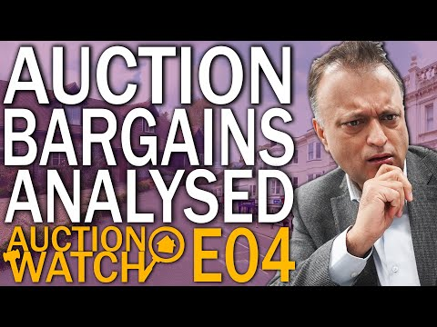 Commercial & Residential Auction Bargains Analysed | Allsop | Acuitus | Property Auctions Review E04