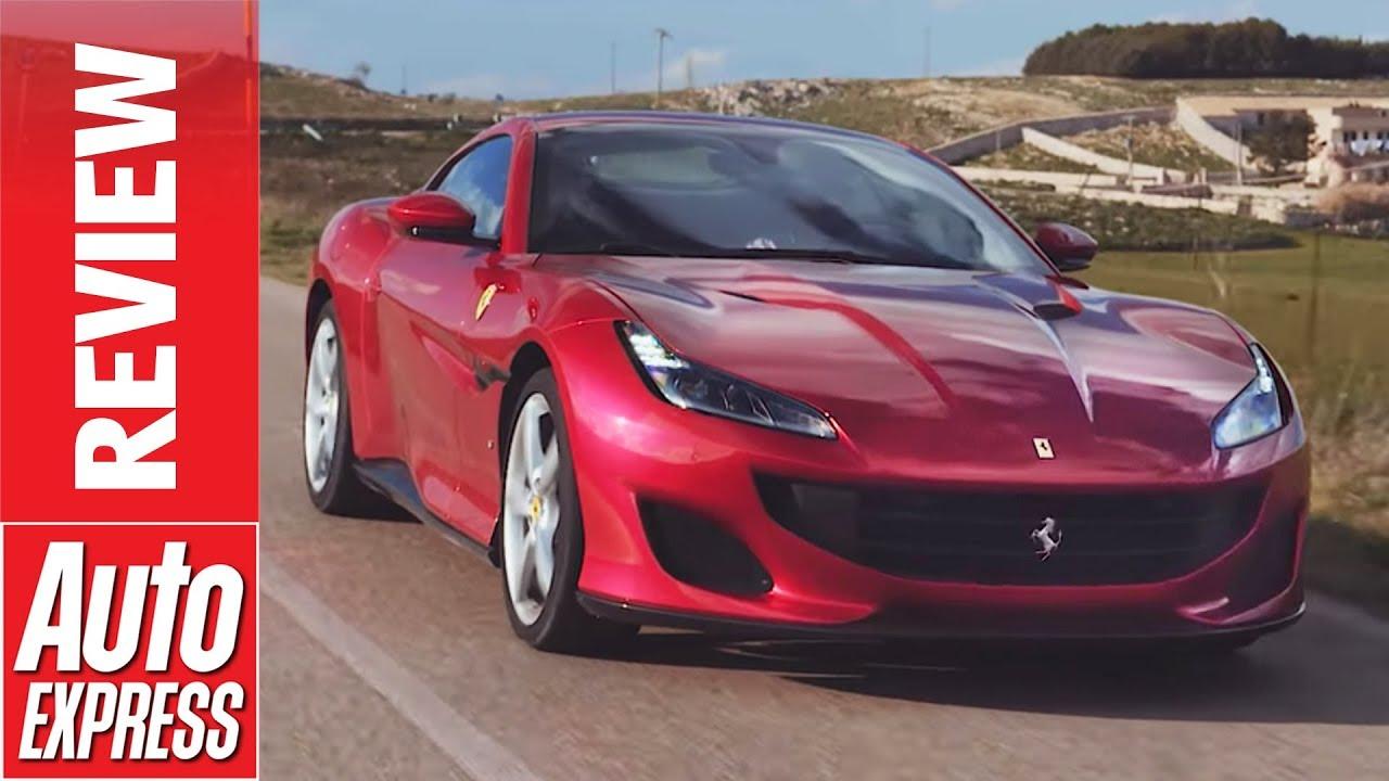New Ferrari Portofino review - 591bhp California T replacement driven - Dauer: 8 Minuten, 16 Sekunden