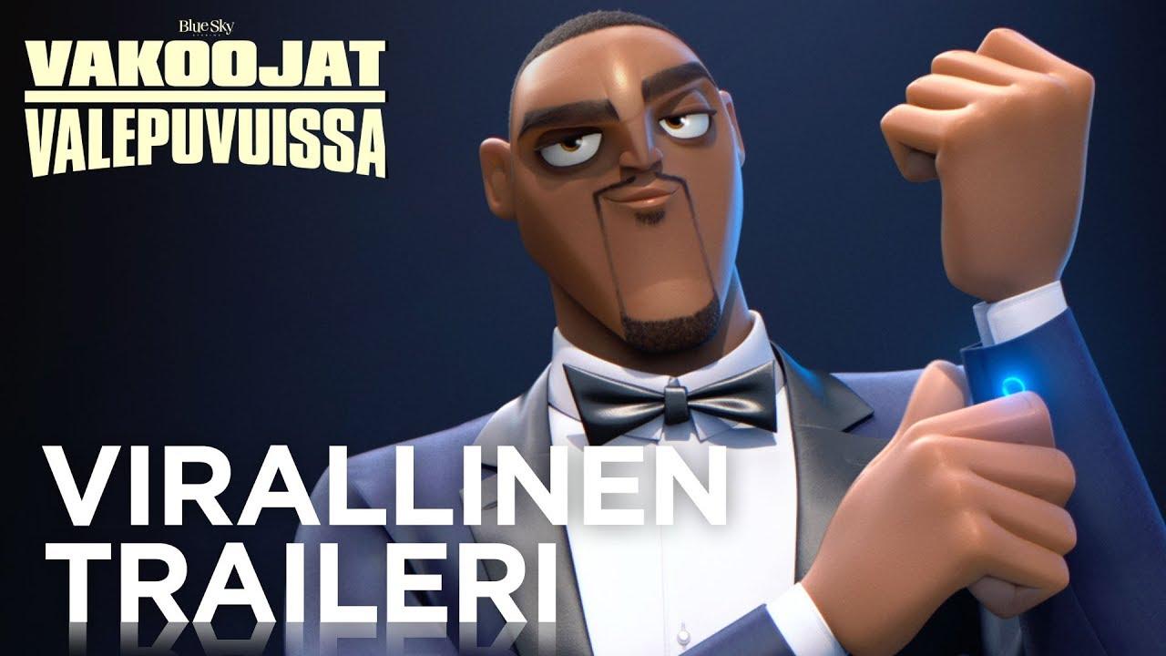 VAKOOJAT VALEPUVUISSA | Virallinen traileri #1 | Suomi HD