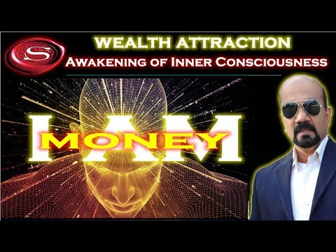 Inner Consciousness of Wealth Attraction | The secret | Law of attraction | Rated *****
