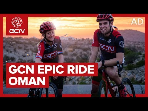 GCN Explores - Oman Epic Ride