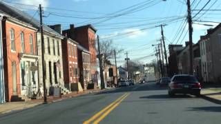 maryland mva driving test route frederick route 1 of 3