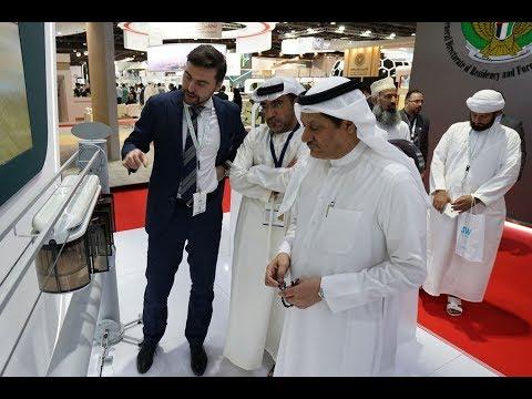 🎥 SkyWay at Future Cities Show 2018, Dubai