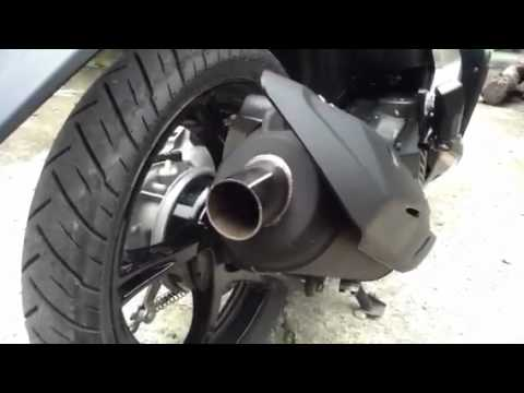 AP JVT v3 pipe for mio 125 mx
