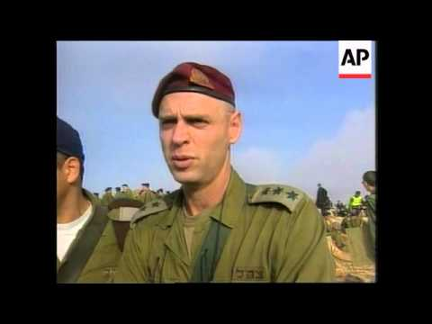 WEST BANK: FORCED EVACUATION OF JEWISH SETTLERS (2)