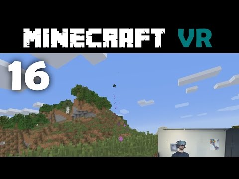 Minecraft Virtual Reality Episode 16 - Follow The Eye
