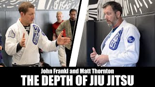 Baixar The Depth of Brazilian Jiu Jitsu • John Frankl and Matt Thornton