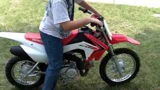 2013 honda crf110