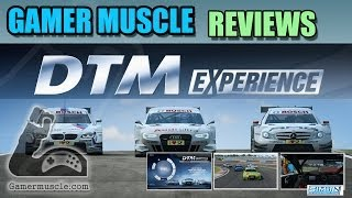 DTM Experience - Gamer Muscle Reviews