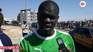 Le journaliste Bamba Kassé déplore l'insécurité sur le pont de l'Emergence