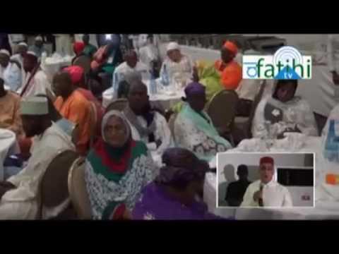 COFETCI: 1ère rupture collective du jeûne de ramadan à l'ivoire golf club d'Abidjan 2