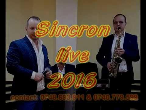 Formatia Sincron din Satu Mare - Flori frumoase (live)