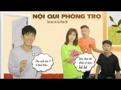 NỘI QUI PHÒNG TRỌ | Đại Học Du Ký - Phần 88 | Phim Ngắn Siêu Hài Hước Sinh Viên Hay Nhất Gãy TV