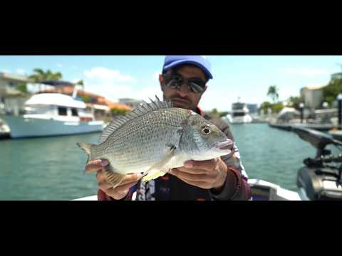 Bream fishing with Nabeel Issa | Lowrance
