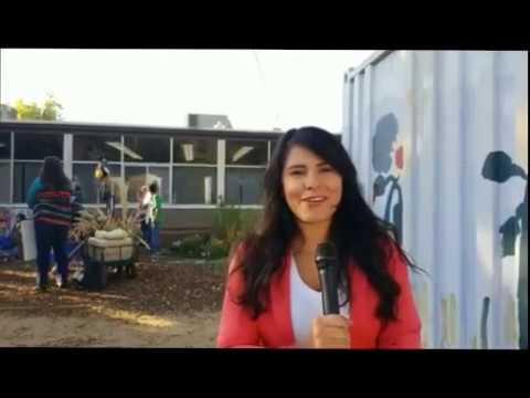 Cameron Ranch Elementary School receives a grant for their Garden