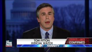 David Bossie, Tom Fitton react to Nunes surveillance claims