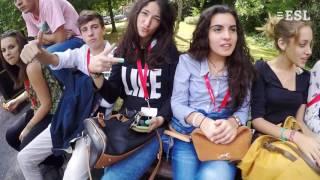 Jugendliche Sprachschule London City Campus