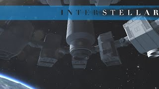 No time for caution - KSP Cinematic: Interstellar docking scene