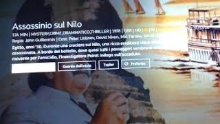 ASSASSINIO SUL NILO  ( 1978 )                               recensione veloce