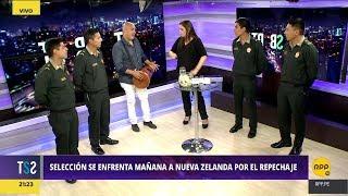 Todo Se Sabe │Policía Nacional dedica canción a la Selección Peruana