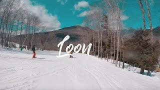 LAST RIDE OF THE SEASON | LOON MOUNTAIN 2017