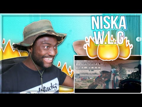 Niska - W.L.G (Clip Officiel) 🔥🔥 FRENCH RAP REACTION 🔥🔥