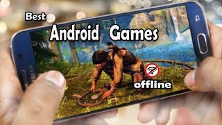 Top 5 OFFLINE Games for Android [GAMING CAPTAIN]