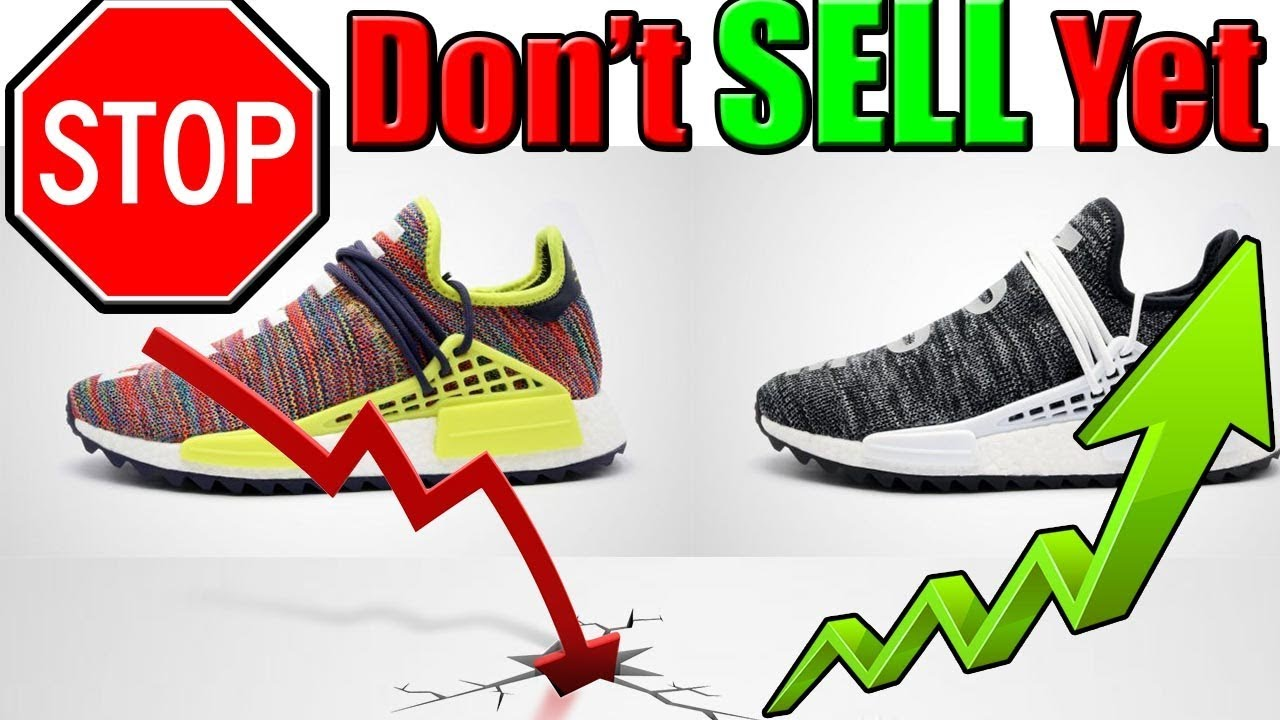 27a4fad41 Do NOT SELL Your HUMAN RACES YET ! Here Is Why 2017 NMD HUMAN RACE ...